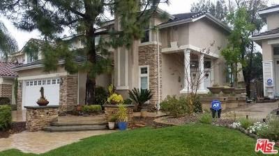 Stevenson Ranch Single Family Home For Sale: 25728 Wilde Avenue