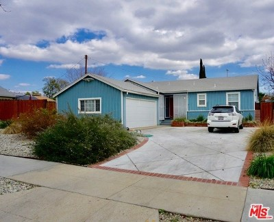 Panorama City Single Family Home For Sale: 9142 Kester Avenue