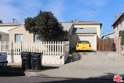 Torrance Multi Family Home For Sale: 1545 W 206th Street