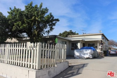 Torrance Multi Family Home For Sale: 1549 W 206th Street