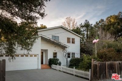 Topanga Single Family Home For Sale: 1514 Willow Drive