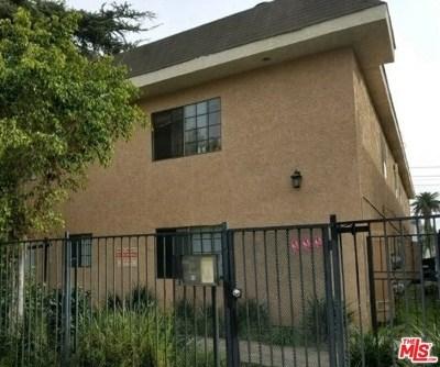 Van Nuys Multi Family Home For Sale: 14628 Delano Street