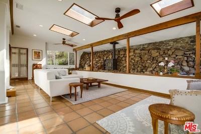 Topanga Single Family Home For Sale: 660 N Topanga Canyon