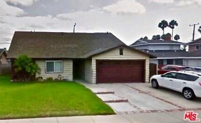 Carson Single Family Home For Sale: 18014 Cairo Avenue