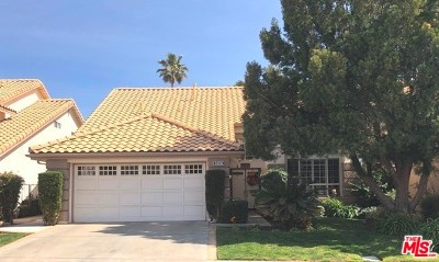 Banning Single Family Home For Sale: 1466 Boca West Avenue