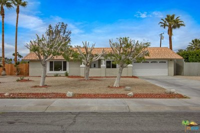 Palm Springs Single Family Home For Sale: 2952 E Vincentia Road