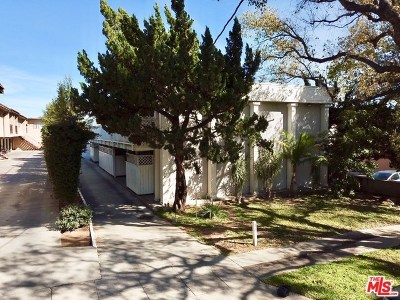Pasadena Multi Family Home For Sale: 44 N Roosevelt Avenue