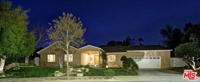 Tarzana Single Family Home For Sale: 18820 La Amistad Place