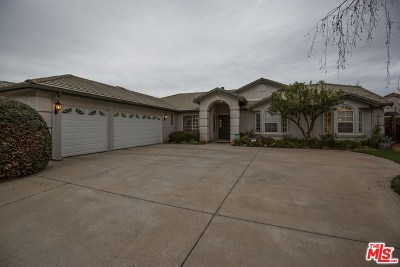 Santa Barbara County Single Family Home For Sale: 205 Valhalla Drive