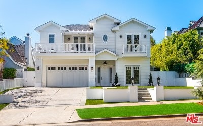 Santa Monica Single Family Home For Sale: 464 25th Street