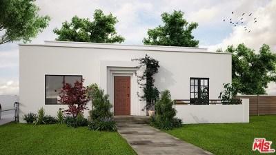 Los Angeles Multi Family Home For Sale: 2913 S Bronson Avenue