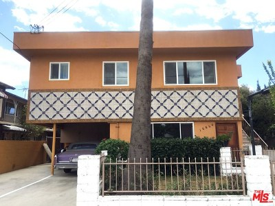 Toluca Lake Multi Family Home Active Under Contract: 10860 Blix Street