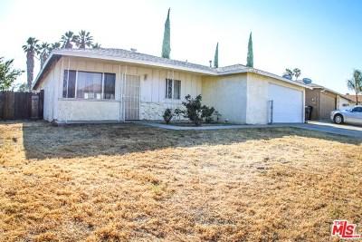 Fontana Single Family Home For Sale: 7840 Williams Road