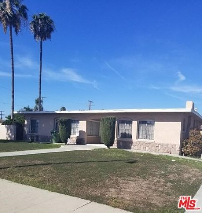Los Angeles Single Family Home For Sale: 555 W 118th Street