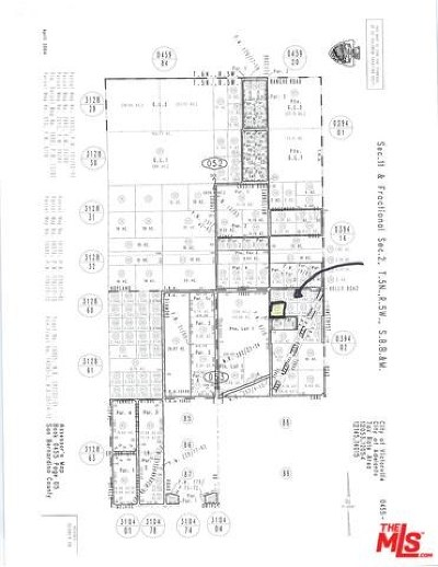 Victorville Residential Lots & Land For Sale: Carnelian