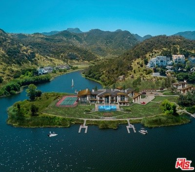 Westlake Village Single Family Home For Sale: 473 Lower Lake Road