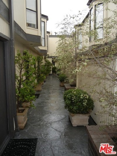 West Hollywood Single Family Home For Sale: 880 Hilldale Avenue #14