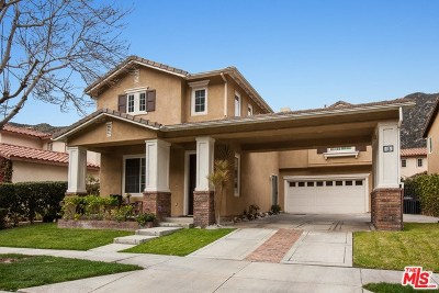 Azusa Single Family Home For Sale: 15 Brookside Way