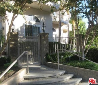 Calabasas Single Family Home Active Under Contract: 5340 Las Virgenes Road #22