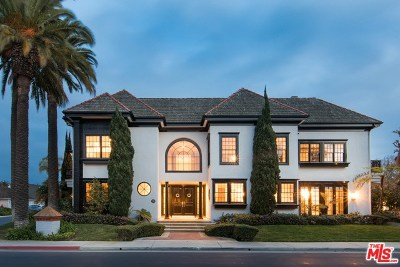 Newport Beach Single Family Home For Sale: 33 Belcourt Drive