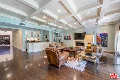 Sherman Oaks Single Family Home For Sale: 14987 Valley Vista