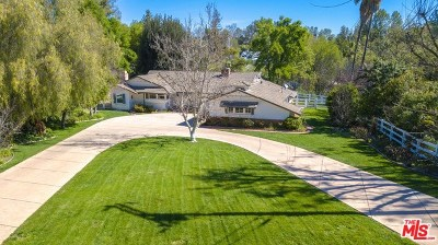 Hidden Hills Single Family Home For Sale: 24529 Deep Well Road