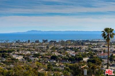 Santa Barbara Single Family Home For Sale: 34 Rubio Road