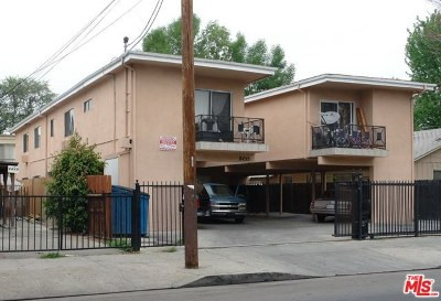 Panorama City Multi Family Home For Sale: 8435 Willis Ave Avenue