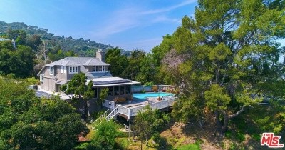 Los Angeles Single Family Home For Sale: 3550 Multiview Drive