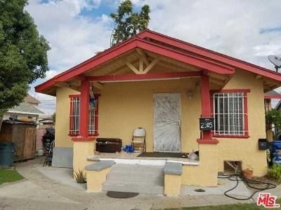 Huntington Park Multi Family Home For Sale: 2305 Walter Street