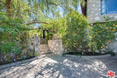Topanga Single Family Home For Sale: 21415 Greenbluff Drive