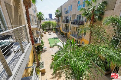 Burbank Condo/Townhouse Active Under Contract: 250 N First Street #525