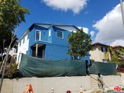 San Pedro Multi Family Home For Sale: 1315 S Leland Street