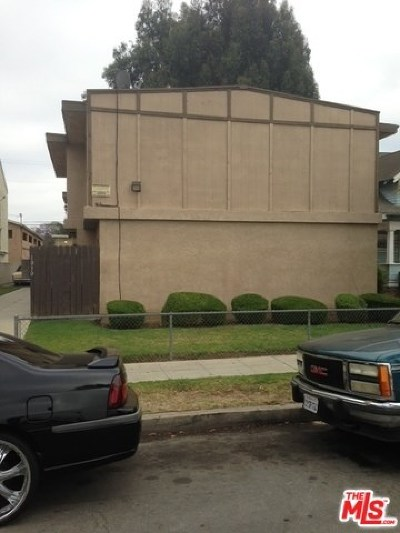 Long Beach Multi Family Home For Sale: 1030 Olive Avenue