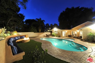 Studio City Single Family Home For Sale: 3533 Laurel Canyon