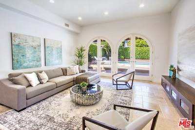 Studio City Single Family Home For Sale: 4117 Vantage Avenue