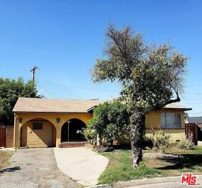 Pico Rivera Single Family Home For Sale: 4541 Maris Avenue