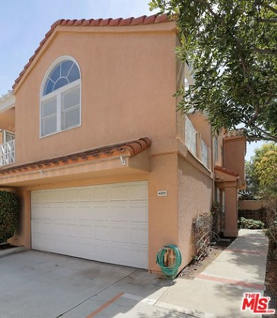 Culver City Single Family Home For Sale: 4526 Emerald Way