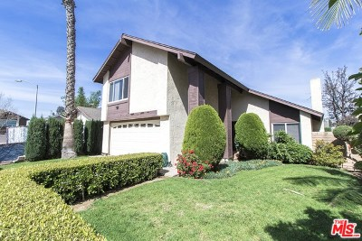 Mission Hills Single Family Home For Sale: 14955 Index Street
