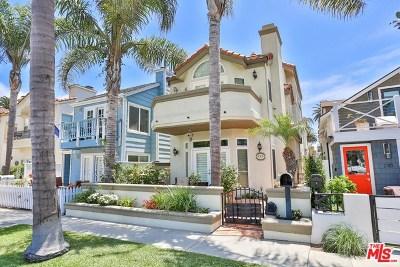 Huntington Beach Single Family Home For Sale: 218 9th Street