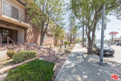 Sherman Oaks Condo/Townhouse For Sale: 5252 Coldwater Canyon Avenue #104