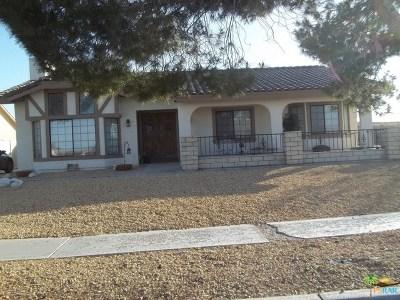 Helendale Single Family Home For Sale: 14489 Schooner Drive