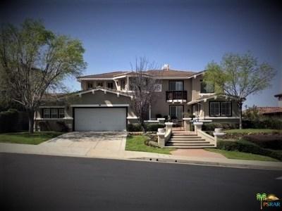 Tujunga Single Family Home For Sale: 11137 Provence Lane