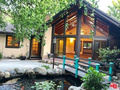 Calabasas Single Family Home For Sale: 521 Live Oak Circle Drive