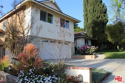 Agoura Hills Single Family Home For Sale: 30609 Mainmast Drive