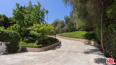 Sherman Oaks Single Family Home For Sale: 14183 Valley Vista