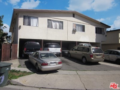 La Habra Multi Family Home For Sale: 630 Ward Street