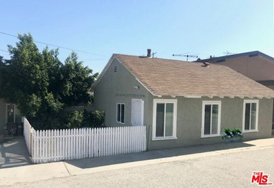 Multi Family Home For Sale: 803 W 6th Street