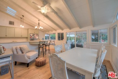 Sherman Oaks Single Family Home For Sale: 4516 Lennox Avenue