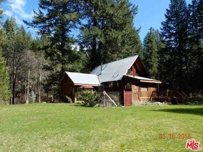 Hayfork Single Family Home For Sale: 2310 13 Dips Road